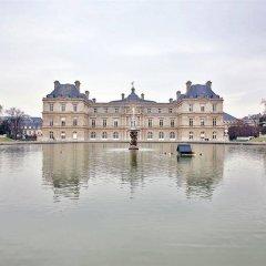 Апартаменты Apartment Saint Germain - Luxembourg Париж приотельная территория