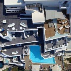Отель Athina Luxury Suites Греция, Остров Санторини - отзывы, цены и фото номеров - забронировать отель Athina Luxury Suites онлайн фитнесс-зал фото 4