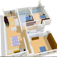 Отель Blue Holiday Gozo Мальта, Зеббудж - отзывы, цены и фото номеров - забронировать отель Blue Holiday Gozo онлайн балкон