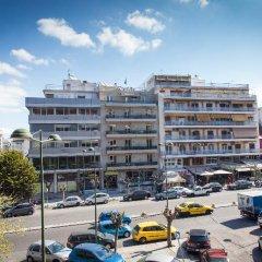 Delice Hotel Apartments парковка