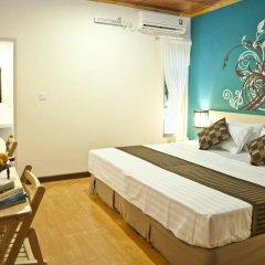 Отель Stingray Beach Inn комната для гостей фото 4