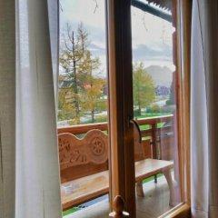 Отель Pokoje Goscinne Maria Maka Закопане балкон