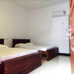 Отель Sunsung Chiththa Holiday Resort сейф в номере