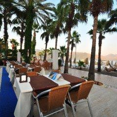 Отель Palm Beach бассейн фото 3