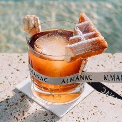 Отель Almanac Barcelona Барселона приотельная территория фото 2