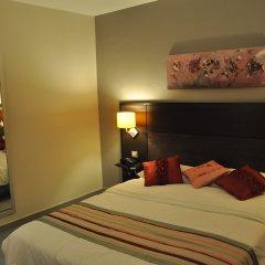 Отель Hôtel & Restaurant Farid комната для гостей