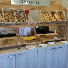 Отель Green Life Beach Resort Sozopol питание фото 2