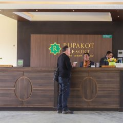 Отель Rupakot Resort Непал, Лехнат - отзывы, цены и фото номеров - забронировать отель Rupakot Resort онлайн интерьер отеля фото 2