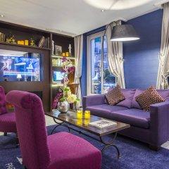 L'Hotel Royal Saint Germain Париж интерьер отеля