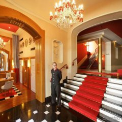 Mamaison Hotel Riverside Prague интерьер отеля фото 2