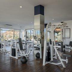 Отель Marina Fiesta Resort & Spa Золотая зона Марина фитнесс-зал фото 4
