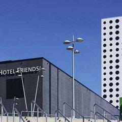 Отель Quality Friends Солна