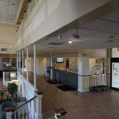 Отель Best Western Capital Beltway Ленхем фитнесс-зал