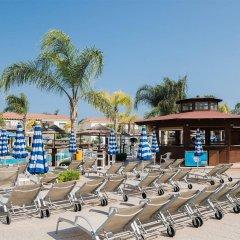 Отель Tsokkos Paradise Village пляж