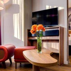 Отель Aparthotel Adagio Frankfurt City Messe комната для гостей фото 4