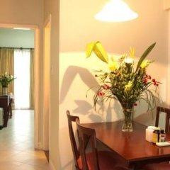 Апартаменты HAD Apartment Truong Dinh Хошимин удобства в номере фото 2