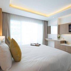 Отель Chanalai Hillside Resort, Karon Beach комната для гостей фото 2