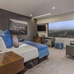 Отель InterContinental Presidente Mexico City, an IHG Hotel Мексика, Мехико - отзывы, цены и фото номеров - забронировать отель InterContinental Presidente Mexico City, an IHG Hotel онлайн комната для гостей фото 5