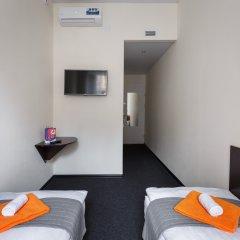 Отель Станция L1 Санкт-Петербург комната для гостей