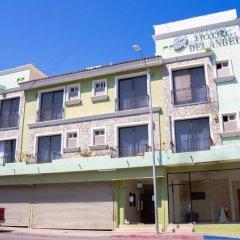 Отель del Ángel Мексика, Кабо-Сан-Лукас - отзывы, цены и фото номеров - забронировать отель del Ángel онлайн парковка