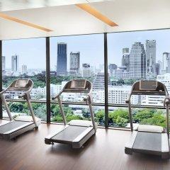 Отель The St. Regis Bangkok фитнесс-зал