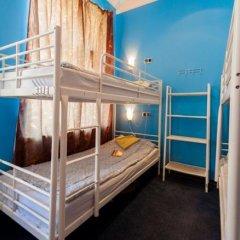 Беар хостел Маяковская Стандартный номер разные типы кроватей фото 6