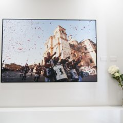 Отель B&B Diana Пьяцца-Армерина интерьер отеля