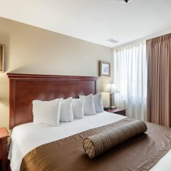 Отель Arlington Court Suites Hotel США, Арлингтон - отзывы, цены и фото номеров - забронировать отель Arlington Court Suites Hotel онлайн комната для гостей фото 3
