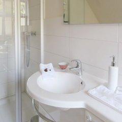 Отель Boutique Hotel Villa Gast Германия, Дрезден - отзывы, цены и фото номеров - забронировать отель Boutique Hotel Villa Gast онлайн ванная фото 2