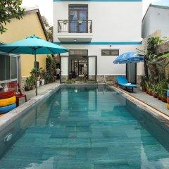 Отель Quynh Long Homestay бассейн фото 3