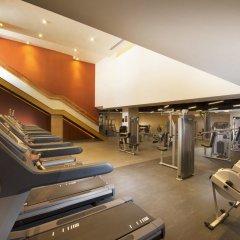 Отель Hilton Beijing фитнесс-зал фото 3