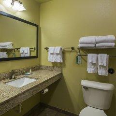 Отель Cobblestone Inn & Suites - Altamont ванная