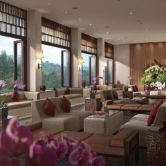 Padma Hotel Bandung гостиничный бар