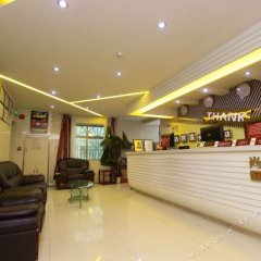 Thank You Hotel (Shenzhen Xili) Шэньчжэнь интерьер отеля фото 3