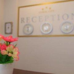 Отель Hostel Coral City Болгария, Солнечный берег - отзывы, цены и фото номеров - забронировать отель Hostel Coral City онлайн интерьер отеля