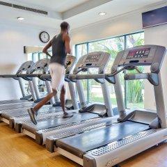 Sedona Hotel Mandalay фитнесс-зал