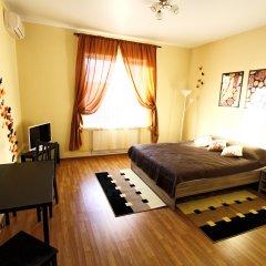 Отель Smart People Eco Краснодар комната для гостей