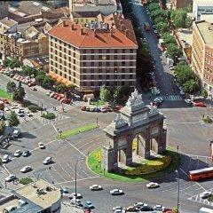 Отель Puerta De Toledo Испания, Мадрид - 9 отзывов об отеле, цены и фото номеров - забронировать отель Puerta De Toledo онлайн фото 5