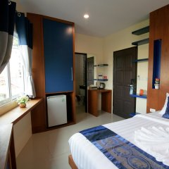 Calypso Patong Hotel 3* Стандартный номер с различными типами кроватей