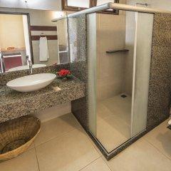 Отель Pousada Tabapitanga ванная
