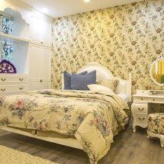 Апартаменты 1BR Victorian Apartment River View D7 комната для гостей фото 2