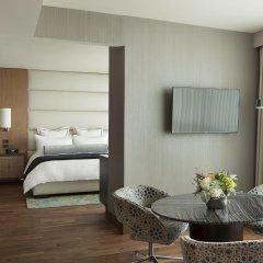 Отель Vancouver Marriott Pinnacle Downtown комната для гостей