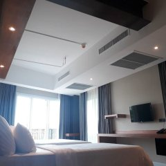Отель Dang Derm in The Park Khaosan комната для гостей фото 5