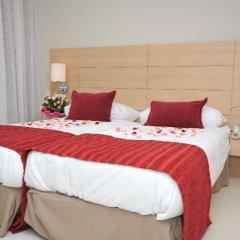 Отель Intercontinental Hotel Tangier Марокко, Танжер - отзывы, цены и фото номеров - забронировать отель Intercontinental Hotel Tangier онлайн комната для гостей фото 4