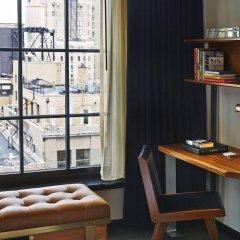 Отель Le Meridien New York, Central Park США, Нью-Йорк - 1 отзыв об отеле, цены и фото номеров - забронировать отель Le Meridien New York, Central Park онлайн удобства в номере фото 2