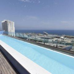 Отель Barcelona Princess Испания, Барселона - 8 отзывов об отеле, цены и фото номеров - забронировать отель Barcelona Princess онлайн бассейн фото 2
