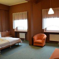 Отель Diament Stadion Katowice - Chorzów комната для гостей