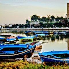 Отель RAZOLI sidi fateh Марокко, Рабат - отзывы, цены и фото номеров - забронировать отель RAZOLI sidi fateh онлайн пляж