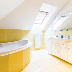 Апартаменты Centrum Apartments Podoli ванная