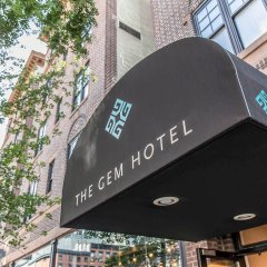 Отель The GEM Hotel - Chelsea США, Нью-Йорк - отзывы, цены и фото номеров - забронировать отель The GEM Hotel - Chelsea онлайн городской автобус